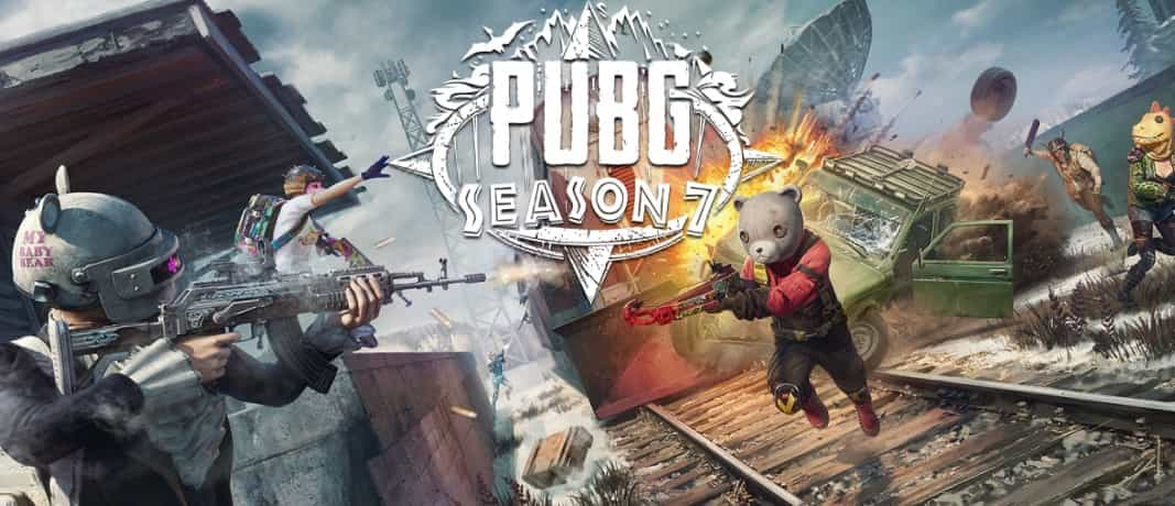 PUBG 7. Sezon Survivor Pass: Cold Front ile bomba gibi geldi