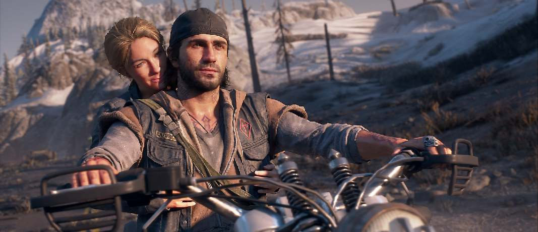 Days Gone PC platformuna geliyor
