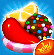 Candy Crush Saga Altın Külçe