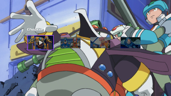 Mega Man X Legacy Collection 2 / ロックマンx アニバーサリー コ