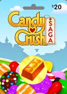 Candy Crush 20TL Oyun Kartı