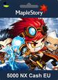 MapleStory 5000 Nexon Cash (Nx) Global (EU)