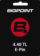 Dark Orbit 4,40 TL lik E-pin