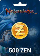 Neverwinter 500 Zen