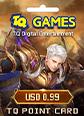 Conquer Online 80 TQ Points Card