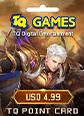 Conquer Online 420 TQ Points Card