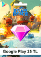 Google Play Boom Beach 25 TL