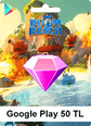 Google Play Boom Beach 50 TL