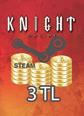 Steam Ko 3TL Cüzdan