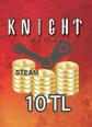 Steam Ko 10 TL Cüzdan
