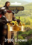 Tribal Wars 2 - 3100 Crowns