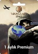WarGame 1942 1 Aylık Premium