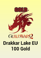 Guild Wars 2 Drakkar Lake EU Gold