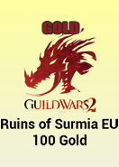 Guild Wars 2 Ruins of Surmia EU Gold