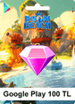 Google Play Boom Beach 100 TL