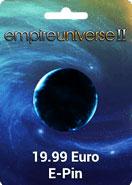 Empire Universe 2 - 19.99 Euro Epin