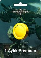 MechRage 1 Aylık Premium