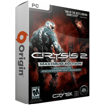 Crysis 2 Maximum Edition Origin Cd Key