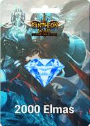 Pantheon War 2000 Elmas