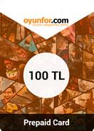 Oyunfor Prepaid Card 100TL