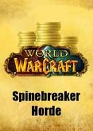 Spinebreaker Horde 50.000 Gold