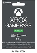 Xbox Game Pass Ultimate 1 Ay