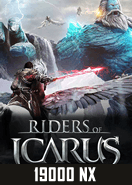 Riders of icarus 19000 Nexon Cash