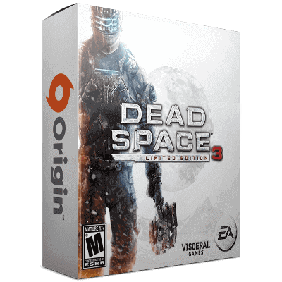Dead Space 3 Limited Origin Cd Key