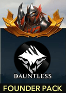 Dauntless Founder Pack