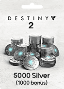 Destiny 2 5000 (+800 Bonus) Silver
