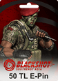 BlackShot SEA Papaya Play 50 TL Cash