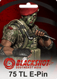 BlackShot SEA Papaya Play 75 TL Cash