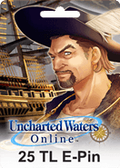 Uncharted Waters Papaya Play 25 TL Cash