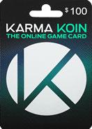 Karma Koin 100 USD