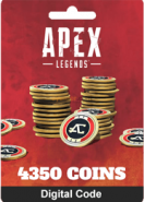 Apex Legends 4350 Coins Origin Key