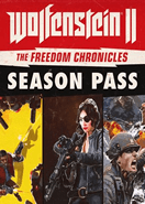 Wolfenstein 2 The Freedom Chronicles Season Pass PC Key