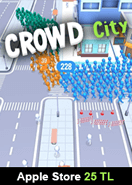Crowd City Apple Store 25 TL Bakiye