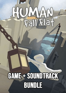 Human Fall Flat Game and Soundtrack Bundle PC Key