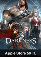 Darkness Rises Apple Store 50 TL Bakiye