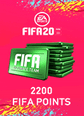 Fifa 20 Ultimate Team Fifa Points 2200 Origin Key