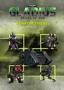Warhammer 40000 Gladius - Reinforcement Pack DLC PC Key
