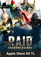 RAID Shadow Legends Apple Store 50 TL Bakiye