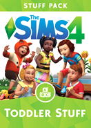 The Sims 4 Toddler Stuff DLC Origin Key