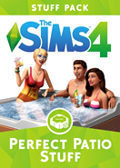 The Sims 4 Perfect Patio Stuff Pack DLC Origin Key