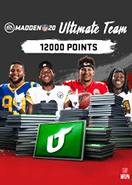 Madden NFL 20 12000 Madden Ultimate Team Points Origin Key