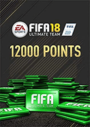 Fifa 18 Ultimate Team Fifa Points 12000 Origin Key
