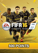 FIFA 16 Ultimate Team FIFA Points 500 Origin Key