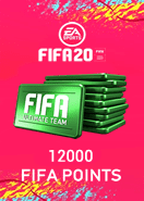 Fifa 20 Ultimate Team Fifa Points 12000 Origin Key