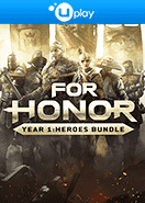 For Honor Year 1 Heroes Bundle DLC Uplay Key