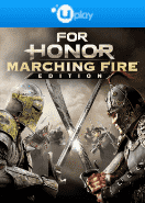 For Honor Marching Fire Edition Uplay Key